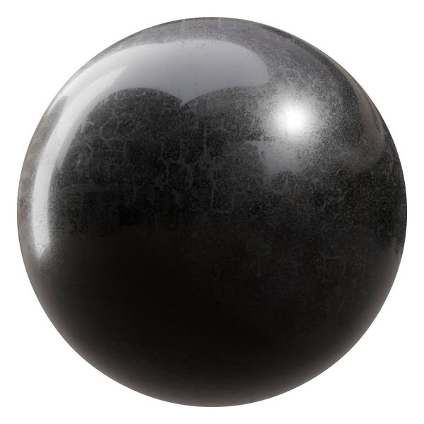 preview render of the free PBR material Dirt Dust 01 (cc0 texture)