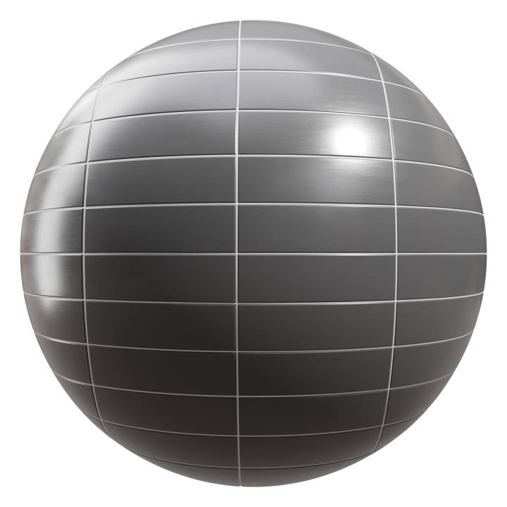 preview render of the free PBR material Long Tiles 04 (cc0 texture)