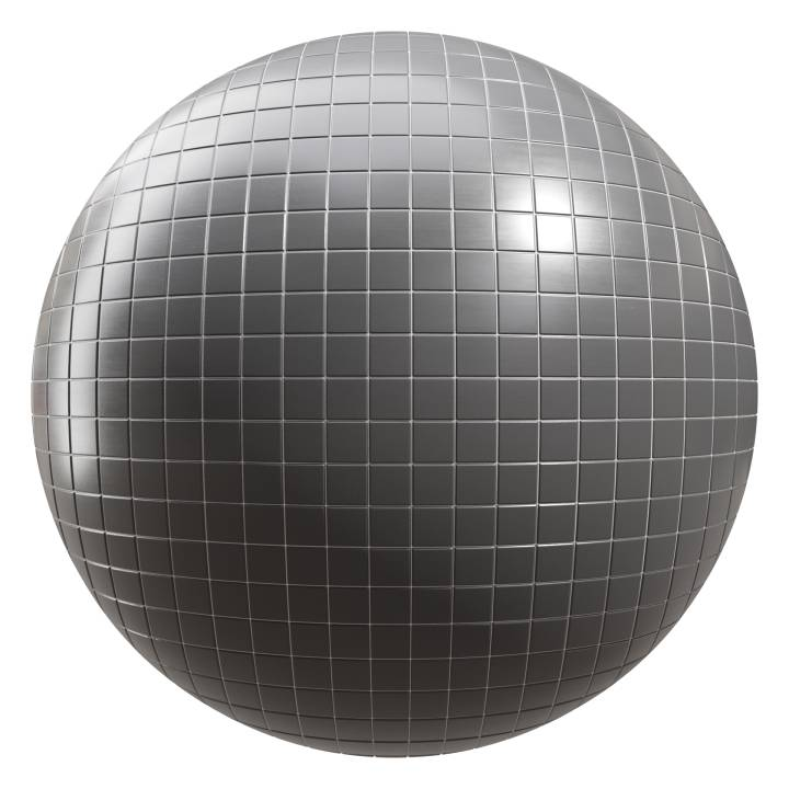 preview render of the free PBR material Small Tiles 01 (cc0 texture)