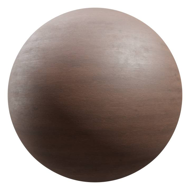 Preview render of the PBR texture Wood 04