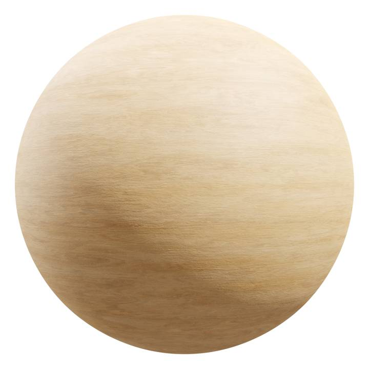 Preview render of the PBR texture Wood 09